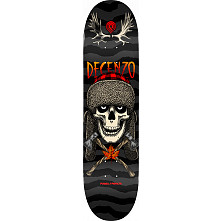 Powell Peralta Pro Scott Decenzo Trapper Skateboard Blem Deck - 8 x 31.45