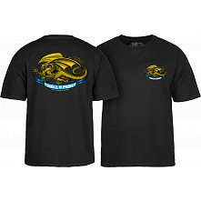 Powell Peralta Oval Dragon YOUTH T-shirt - Black