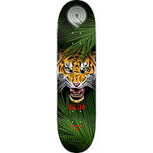 Powell Peralta Pro Brad McClain Tiger Skateboard Deck - Shape 243 - 8.25 x 31.95