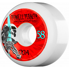 Powell Peralta Ray Rodriguez Skull and Sword Wheel 58mm 4pk