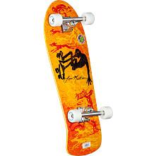 Bones Brigade® Lance Mountain 5th Series Complete Skateboard Orange - 10 x 30.75