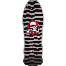 Powell Peralta Ripper Geegah Deck Silver - 9.75 x 30