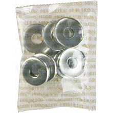 Mini Logo King Pin Bottom Washer 10pk