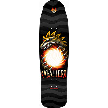 Powell Peralta Steve Caballero Dragon Ball Flight® Skateboard Deck - Shape 216 - 9 x 31.9