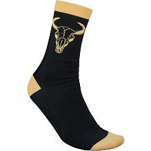 BONES WHEELS Desert Horns Black Socks