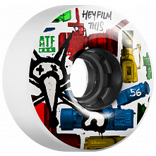 BONES WHEELS ATF Filmer Hernandez Film 56mm Wheel 4pk