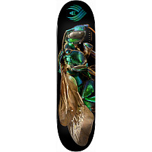 Powell Peralta Flight® Skateboard Deck BISS Cuckoo Bee - Shape 242 -  8 x 31.45