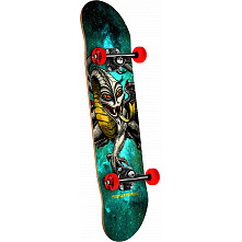 Powell Peralta Cab Dragon Cosmic Green Complete Assembly - 7.5 x 28.65