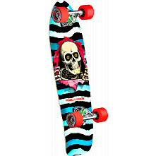 Powell Peralta Ripper WC Cruiser 275 Skateboard Assembly - 8.62 x 27.88