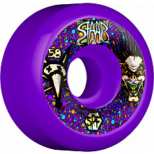 BONES WHEELS SPF Pro Staab Scientist 58mm (4pack)