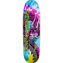 Powell Peralta Slappy Tie Die Caballero Ban This Deck - 8.5 x 30.5