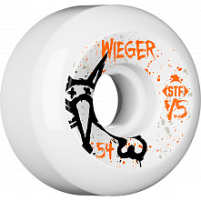 BONES WHEELS STF Pro Wieger Team Vato Op 54mm Wheels 4pk