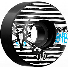 BONES WHEELS SPF Strokes 53mm Black (4pack)