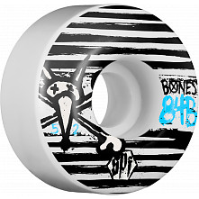 BONES WHEELS SPF Strokes 52mm (4pack)