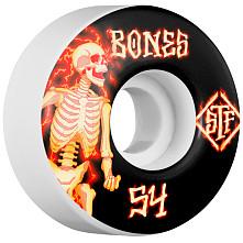 BONES WHEELS STF Blazer Skateboard Wheels V1 54mm 103A 4pk