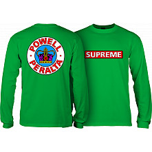 Powell Peralta Supreme L/S Kelly Green