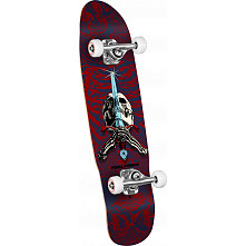 Powell Peralta Mini Skull and Sword Complete Assembly - 8 x 30