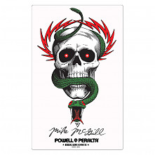 Bones Brigade® McGill Skull & Snake Sticker (Single)