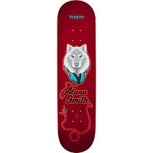 hoopla Pro Alana Smith Wolf 2 Skateboard Deck 112