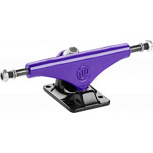 "Mini Logo 8.38"" Trucks -Split Purple/Black (Set of 2)"