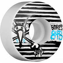 BONES WHEELS SPF Strokes 53mm (4pack)