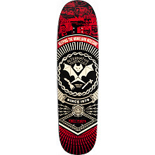 Powell Peralta Guest Artist Winston Smith Blem Deck - 8.4 x 31.5