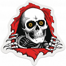 "Powell Peralta Ripper 3"" Sticker 20pk"