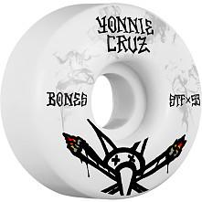 BONES WHEELS STF Pro Cruz Vato Joint SKateboard Wheel V2 53mm 103A 4pk