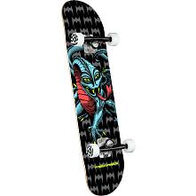 Powell Peralta Cab Dragon Black Birch Complete Skateboard - 7.75 x 31.08