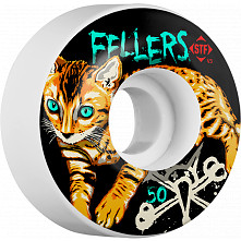 BONES WHEELS STF Pro Feller's Momo 50mm Wheels 4pk