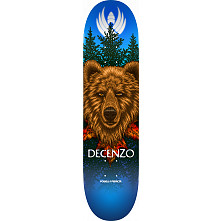 Powell Peralta Pro Scott Decenzo Bear Flight® Skateboard Deck - Shape 248 - 8.25 x 31.95