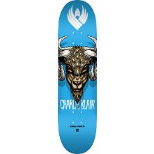 Powell Peralta Pro Charlie Blair Goat 2 Flight® Skateboard Deck - Shape 243 - 8.25 x 31.95
