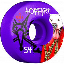 BONES WHEELS STF Pro Hoffart Prince 54mm Purple Wheels 4pk