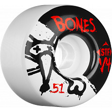 BONES WHEELS STF V4 Series 51mm (4 pack)