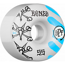 BONES WHEELS SPF War Paint 55mm 4pk
