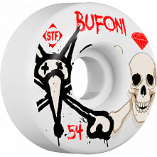 BONES WHEELS STF Pro Bufoni Crest 54mm Wheels 4pk
