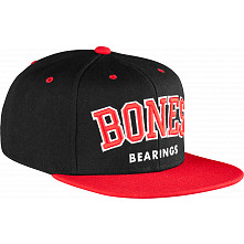 Bones Bearings Emphasis Snapback Cap