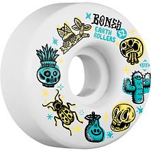 BONES WHEELS STF Earth Rollers Skateboard Wheels V1 52MM 103A 4pk