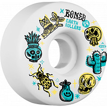 BONES WHEELS STF Earth Rollers Skateboard Wheels V1 54MM 103A 4pk