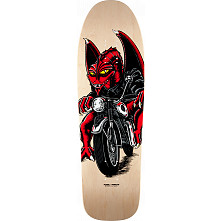 Bones Brigade Caballero Motrocycle Dragon Natural Deck