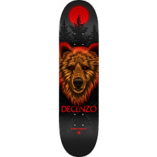 Powell Peralta Pro Scott Decenzo Bear 2 Skateboard Deck - Shape 249 - 8.5 x 32.08