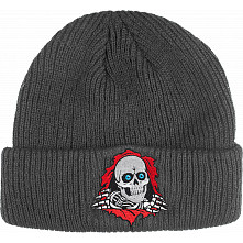 Powell Peralta Ripper Beanie Charcoal