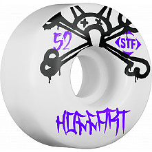 BONES WHEELS STF Pro Hoffart Mad Chavo 52mm 4pk