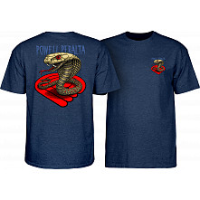 Powell Peralta Cobra T-shirt Navy