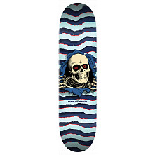 Powell Peralta Ripper Skateboard Blue - 9 x 32.95