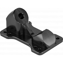 Aera Trucks K3 Base Plates 46 degrees Black