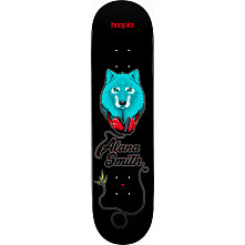 hoopla Pro Alana Smith  Wolf Skateboard Deck - Assorted Sizes