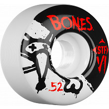 BONES WHEELS STF V1 Series 52mm (4 pack)