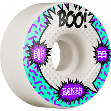 BONES WHEELS PRO STF Skateboard Wheels Boo Raps 55mm V4 Wide 103A 4pk