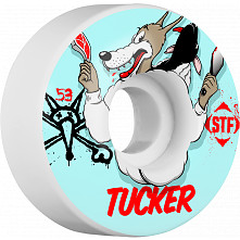 BONES WHEELS STF Pro Tucker Wolfpack 53mm 4pk